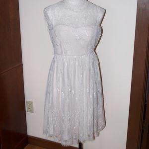 Hitherto Celia Lace Dress Anthropologie 2
